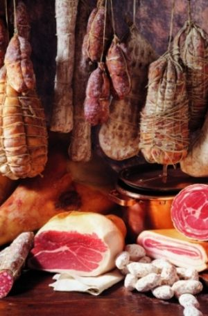 Salumi interi (Cured Meat)